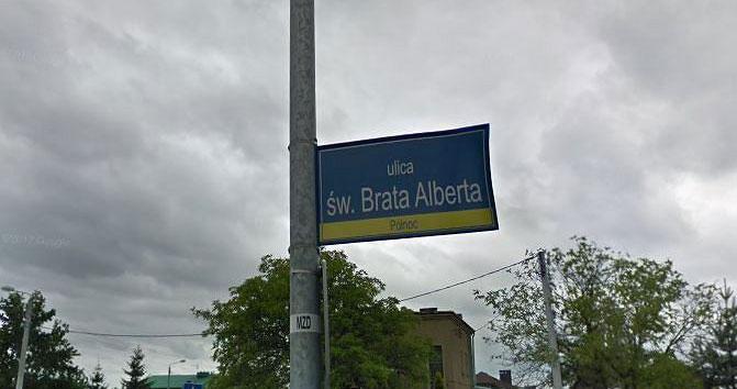 Budowa ulicy Św. Brata Alberta - Marzec 2019